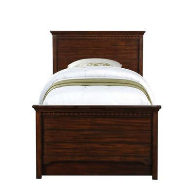 Viv + Rae Noah Twin Sleigh Customizable Bedroom Set with Trundle
