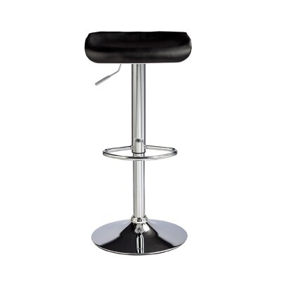 Techni Mobili Adjustable Height Swivel Bar Stool (Set of 2)