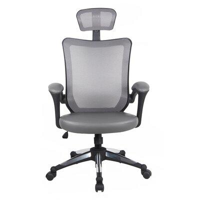 Techni Mobili High-Back Mesh Executive Chair