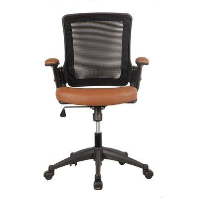 Techni Mobili Techni Mobili Mid-Back Mesh Office Chair