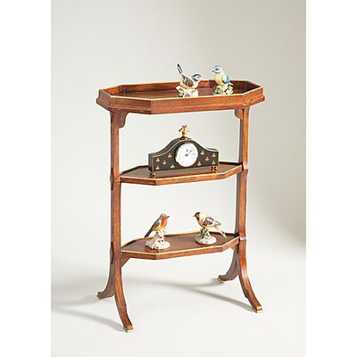Chelsea House Lincoln Tiered End Table