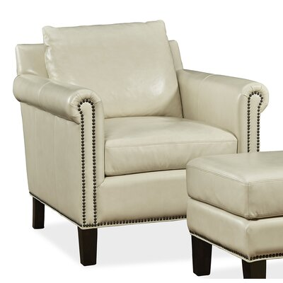 Palatial Furniture Belle Leather Arm Chair
