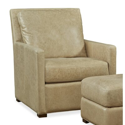 Palatial Furniture Charlotte Leather Arm Chair