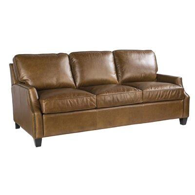 Palatial Furniture Anderson Leather Sofa