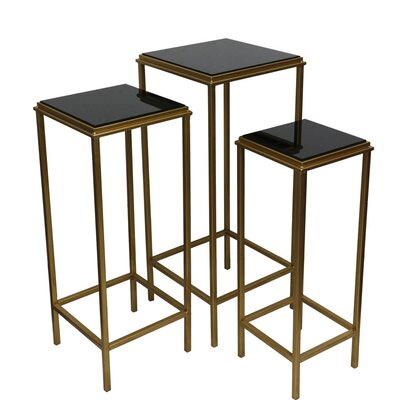 Selectives 3 Piece Nesting Table Set