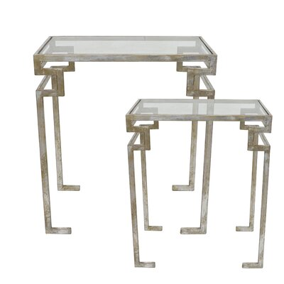 Selectives Key 2 Piece Nesting Tables