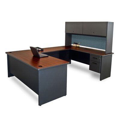 Marvel Office Furniture Pronto U-Shape Executive Desk