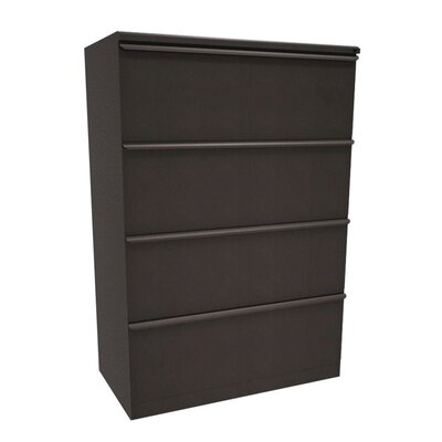 Marvel Office Furniture Zapf 4-Drawer  File