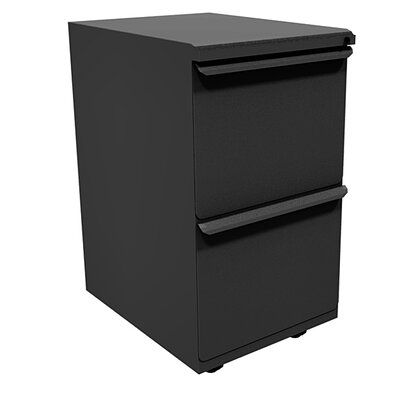 Marvel Office Furniture Zapf 2-Drawer Mob..