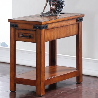 August Grove Grimaud End Table