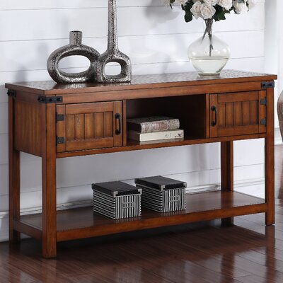 August Grove Grimaud Console Table