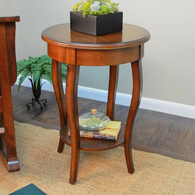 Alcott Hill Hornebolt End Table