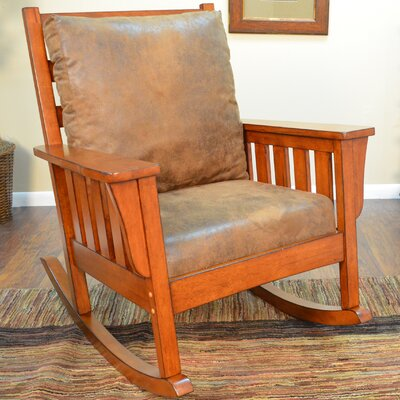 August Grove Delta Rocking Chair