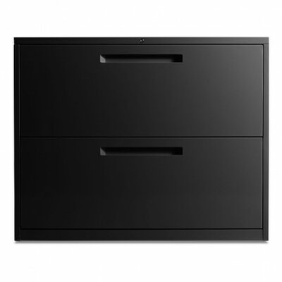 Blu Dot 2 Drawer Filing Cabinet Image