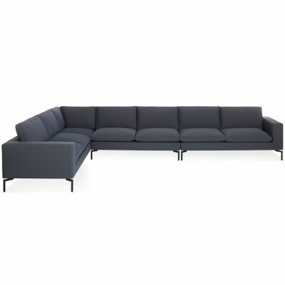 Blu Dot New Standard Left Sectional