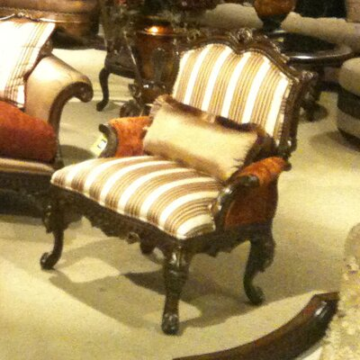 Benetti's Italia Ornella Accent Chair