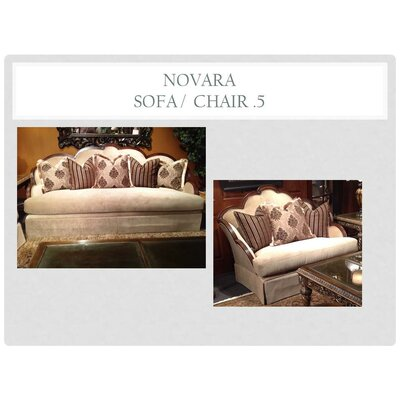 Benetti's Italia Novara Sofa and Chair Set