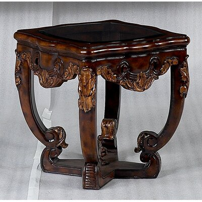 Benetti's Italia Abrianna End Table