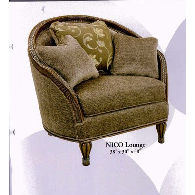 Benetti's Italia Nico Lounge Chair