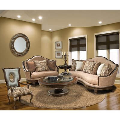 Benetti's Italia Corsenza Coffee Table Set