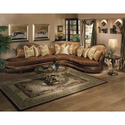 Benetti's Italia Ravenna Coffee Table Set
