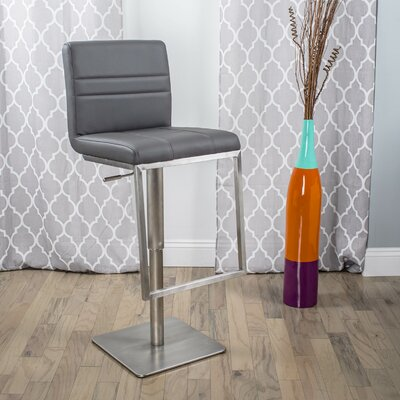 Matrix Adjustable Height Swivel Bar Stool