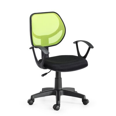 Hodedah Mesh Low-Back Task Chair