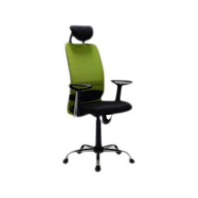 Hodedah High-Back Mesh Task Chair I