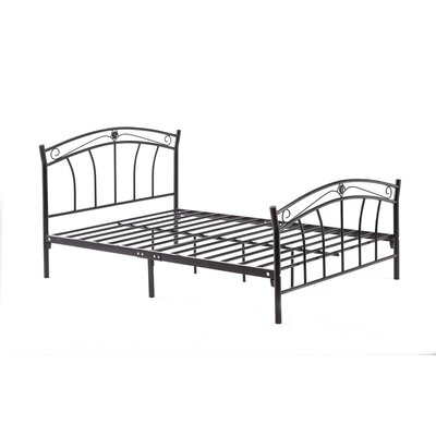 Hodedah Panel Bed