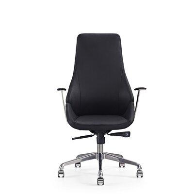 Whiteline Imports Natasha High-Back Executive Chair