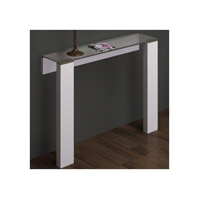 Whiteline Imports Jane Console Table