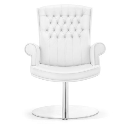Whiteline Imports Napoleon Mid-Back Conference Chair