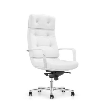 Whiteline Imports Princeton Low-Back Conference Chair