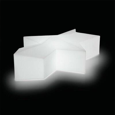 Glacé Polyethylene Bench