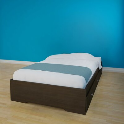 Nexera Pocono Mate's Bed with Storage