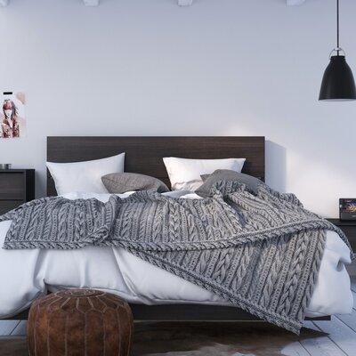 Brayden Studio Eugenia Queen Platform Bed