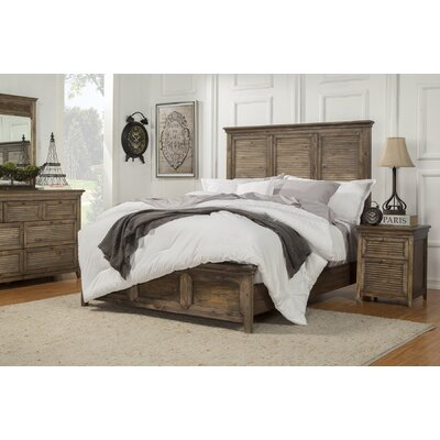 Alcott Hill Pomfret Panel Customizable Bedroom Set