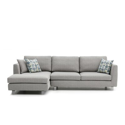 Focus One Home Mathew Left Hand Facing Sectional