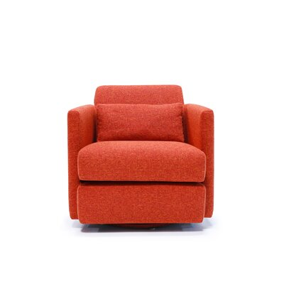 Focus One Home Veronica Swivel Arm Chair