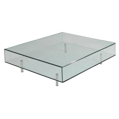 Focus One Home Arron Square Coffee Table