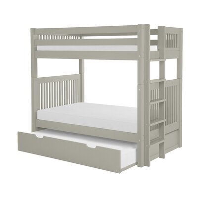 Camaflexi Twin Bunk Bed with Trundle