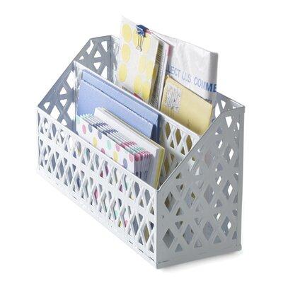 Design ideas mosaic letter bin reviews wayfair for Mosaic bathroom bin