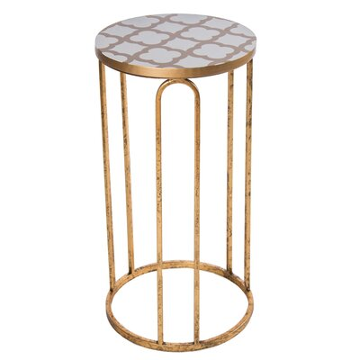 Statements by J Lucinda End Table