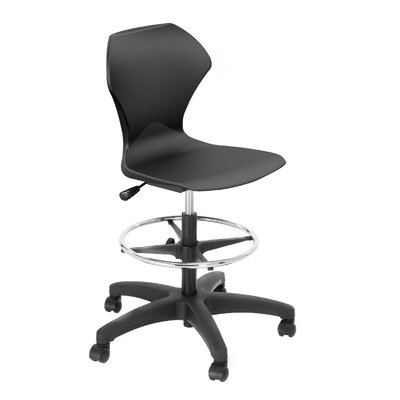 Marco Group Inc. Apex Series Mid-Back Task Chair with Swivel Casters