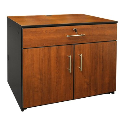 Marco Group Inc. 2 Door Storage Cabinet (Set of 4)