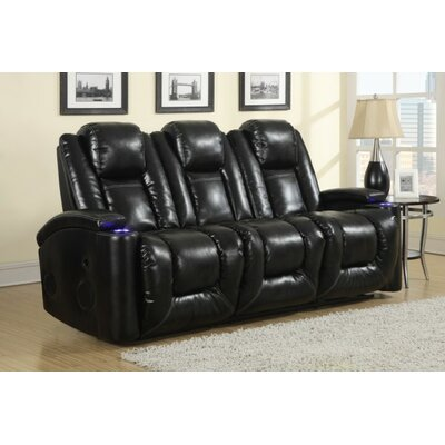 Latitude Run Opal Reclining Sofa