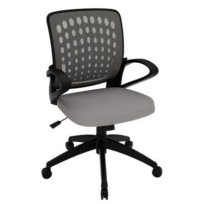 Z-Line Designs Mid-Back Desk Chair with A..