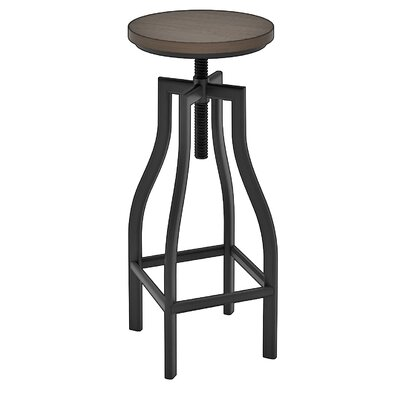 Trent Austin Design Adjustable Height Swivel Bar Stool