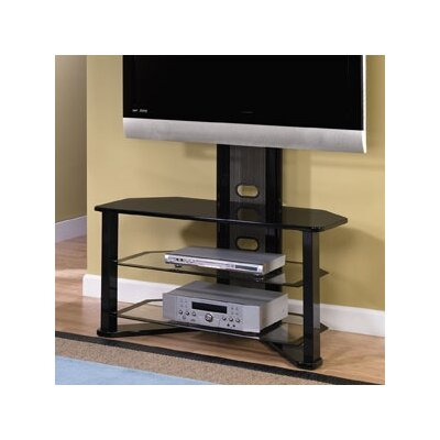 Z-Line Designs McKnight TV Stand with Integrated Mount