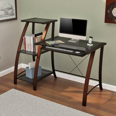 Varick Gallery Brimfield Desk and Bookcase